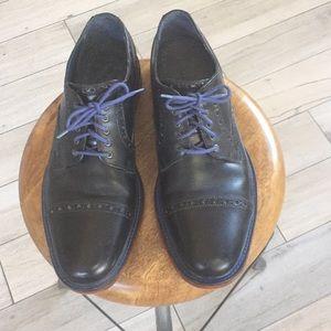 Cole haan Nike air Oxford shoe